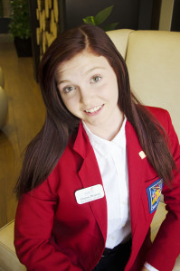 Gianna Brienza, SkillsUSA Colorado President