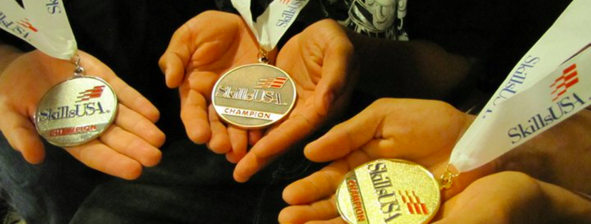 skillsusa medals